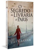 Livro - O segredo da livraria de Paris -