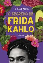 Livro - O segredo de Frida Kahlo -