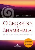 Livro - O segredo de Shambhala -