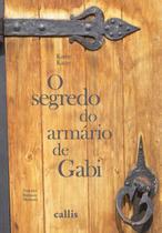 Livro - O segredo do armário de Gabi -