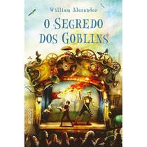 Livro - O segredo dos Goblins -