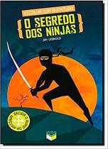 Livro - O segredo dos ninjas -