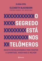 Livro - O segredo está nos telômeros -