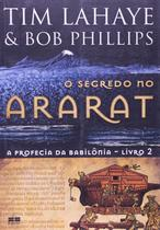 Livro - O segredo no Ararat -