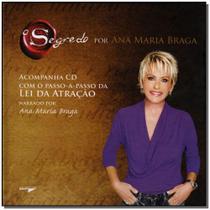 Livro - O segredo por Ana Maria Braga -