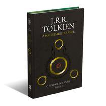 Livro - O Senhor dos Anéis: A Sociedade do Anel -