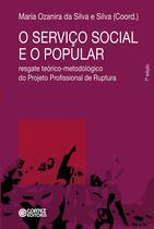 Livro - O serviço social e o popular -