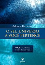 Livro - O seu universo a você pertence -