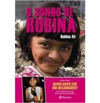 Livro - O sonho de Rubina -