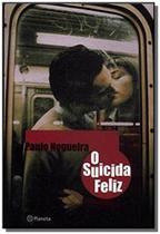 Livro - O suicida feliz -
