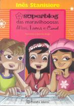 Livro - O superblog das maravilhooosas -