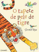 Livro - O tapete de pele de tigre -