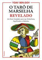 Livro - O Tarô de Marselha Revelado -