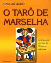 Livro - O Tarô de Marselha -