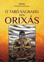 Livro - O Tarô Sagrado dos Orixás -