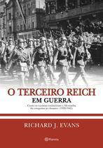 Livro - O Terceiro Reich em guerra 2ª edição -