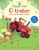 Livro - O trator: Poppy e Sam -