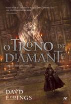 Livro - O trono de diamante -