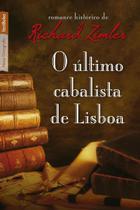 Livro - O último cabalista de Lisboa (edição de bolso) -