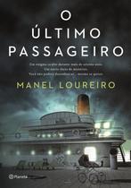 Livro - O último passageiro -