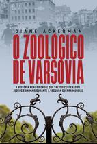 Livro - O zoológico de Varsóvia -