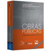 Livro - Obras públicas - comentários à jurisprudência do TCU -
