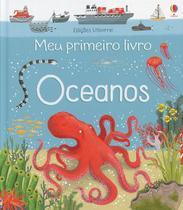 Livro - Oceanos : Meu primeiro livro -