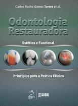 Livro - Odontologia Restauradora Estética e Funcional -