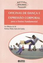Livro - Oficinas de dança e expressão corporal -