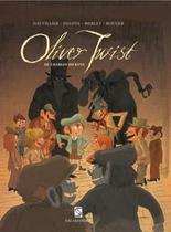 Livro - Oliver Twist - Moderna - Lts - Salamandra Literatura (M
