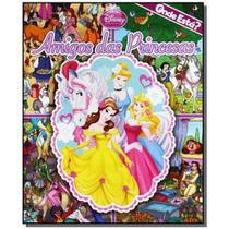 Livro Onde Está - Amigos das Princesas - Abril