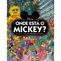 Livro - ONDE ESTA O MICKEY? -
