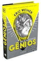 Livro - Onde Nascem os Gênios -
