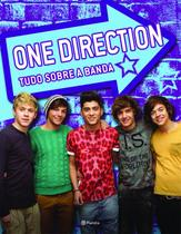 Livro - One Direction - Tudo sobre a banda -