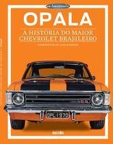 Livro - Opala - A história do maior Chevrolet brasileiro