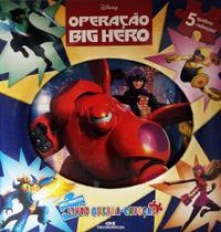 Livro - Operação Big Hero -