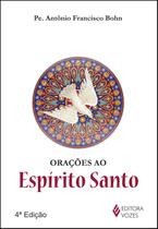 Livro - Orações ao Espírito Santo -