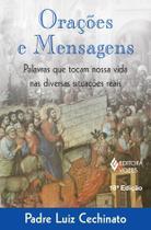 Livro - Orações e mensagens - Palavras que tocam nossa vida nas diversas situações reais