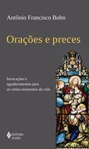 Livro - Orações e preces -