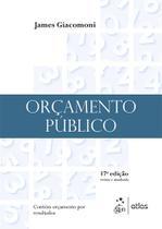 Livro - Orçamento Público -