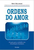 Livro - Ordens Do Amor -