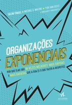 Livro - Organizações exponenciais -