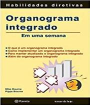 Livro - Organograma integrado -