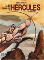 Livro - Os 12 trabalhos de Hércules -