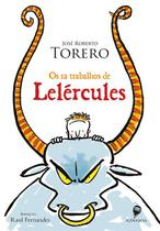 Livro - Os 12 trabalhos de lelércules -