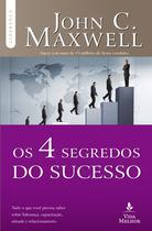 Livro - Os 4 segredos do sucesso -