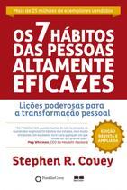 Livro - Os 7 hábitos das pessoas altamente eficazes -