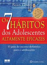Livro - Os 7 hábitos dos adolescentes altamente eficazes (miniedição) -