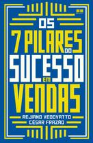 Livro - Os 7 pilares do sucesso em vendas -