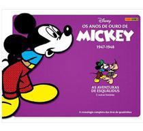Livro - Os Anos De Ouro Mickey: 1947 - 1948 Volume 3 -